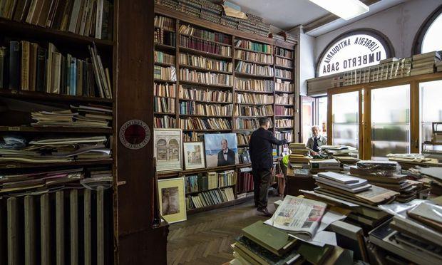 Buchhandlung Saba Triest