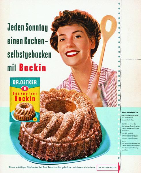 Werbung 60er Jahre