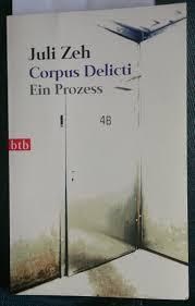 Buch Corpus Delicti Juli Zeh