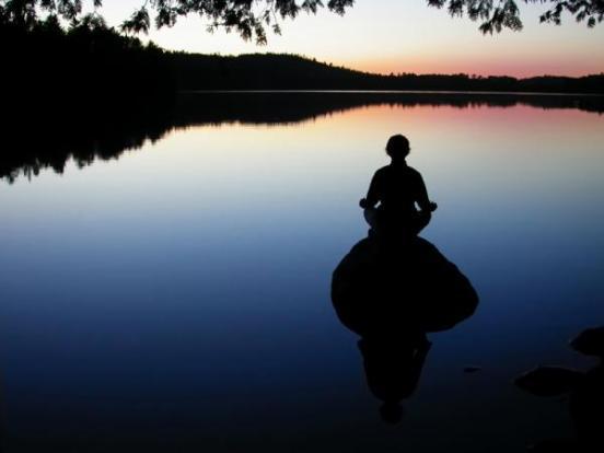 Meditation Stille